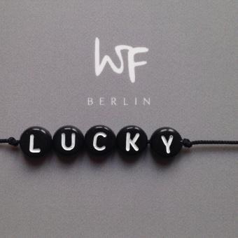 Buchstaben Schwarz