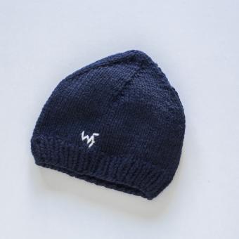 LUMI - Zwergenmütze Cashmere dunkelblau