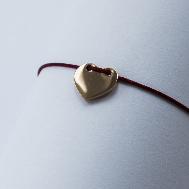 Herz rose